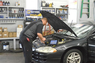 Auto Repair | Chickasaw garage Inc.