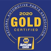 2019 Certified Gold Autocare Center